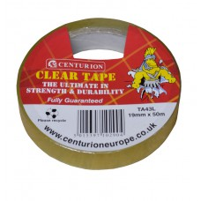 18mm x 50m Clear Tape