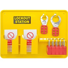 7 Station Lockout Board only