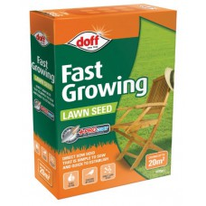 *TEMP OUT OF STOCK* Doff - Fast Acting Magicoat Lawn Seed - 500g