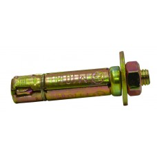 M10 x 15mm Expanding Projection Bolt (Pack of 2)
