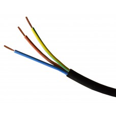 1.0mm x 100m Flexible Cable 3 Core 3183Y
