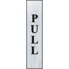Pull (vertical) - BRS (220 x 60mm)