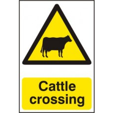 Cattle crossing - Corex (200 x 300mm)