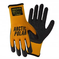 Large Polar Gloves (Yellow)