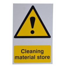 Cleaning Material Store