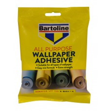 Bartoline All Purpose Wallpaper Adhesive 5 roll packet