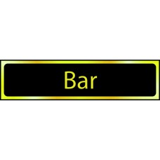 Bar - POL (200 x 50mm)