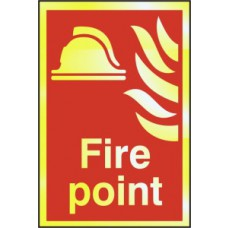 Fire point - POL (200 x 300mm)