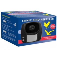 Pest Clear - Sonic Bird Repeller