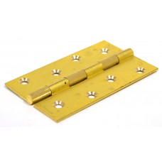 "4"" x 2 3/8"" x 2.4mm SC Medium Duty Solid Drawn Butt Hinges (1 pair)"