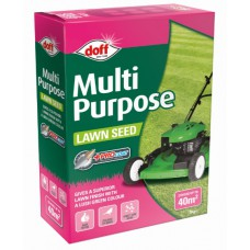 *TEMP OUT OF STOCK* Doff - Multi Purpose Magicoat Lawn Seed - 1kg