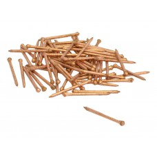 20mm Coppered Hardboard Pins  (50g)
