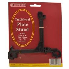150-250mm Black Classic Plate Stand