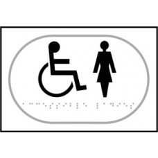 Disabled Ladies graphic - Taktyle (225 x 150mm)