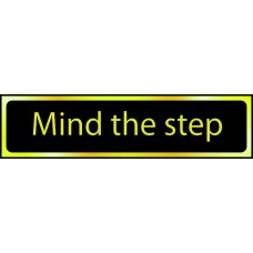Mind the step - POL (200 x 50mm)