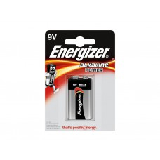 Energizer - Batteries - Power Alkaline - S8996 9V