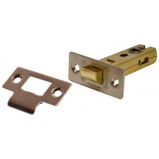 63mm NP Bolt Through Tubular Latch CE Fire Rated