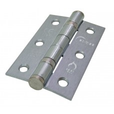 Hinges - SCP - CE7 Steel Ball Bearing - 76mm x 51mm - CLIPSTRIP x 12