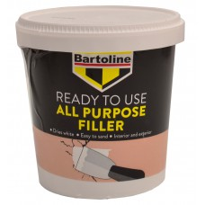 Bartoline 1kgTub Ready Mixed Filler (interior/exterior)