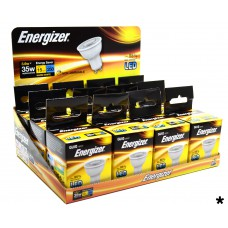 Energizer - LED GU10 3.8W 250LM 36° Warm White