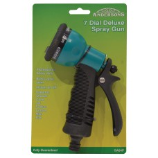 *TEMP OUT OF STOCK* 7 Dial Plastic Spray Gun