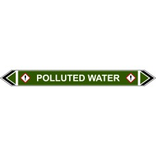 Flow Marker - Polluted Water (Green - 5 pack)