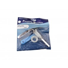 Chrome Plated W.C. Low Handle Pack