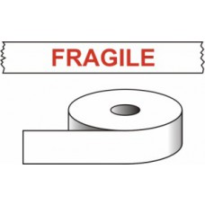 Fragile - printed tape (50mm x 66m)