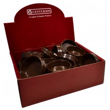 Display Box Deal - 60mm Brown Castor Cups