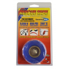 Blue rescue tape - 3.6 metre roll