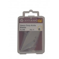 Heavy Duty Knife Blades - 5pk