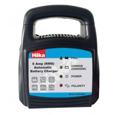 Hilka 6 Amp Automatic Battery Charger (83650006)