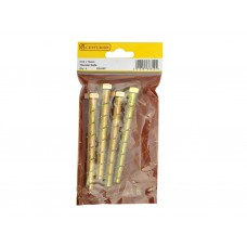 M10 x 75mm Thunder Bolts (Pack of 4)