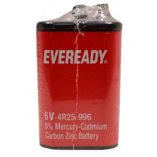 Eveready - Batteries - Zinc PJ996 6v