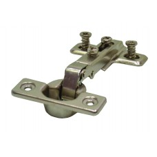 26mm NP Sprung Concealed Hinges 90 Degree (1 pair)