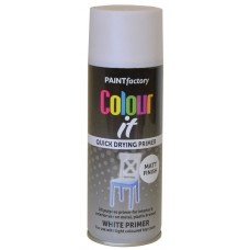 *TEMP OUT OF STOCK* 400ml White Primer Paint (DGN) Due Mid June 2020