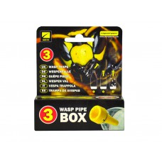 Wasp Trap CLIPSTRIP (3 traps per box) 8 Piece
