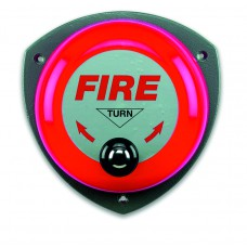 Fire Alarm - Rotary Hand Bell