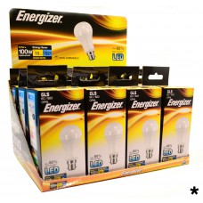 Energizer - LED Bulb - GLS 12.5W 1521LM B22 Warm White