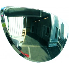 Forklift 180 degree rear-view mirror 225 x 40 x 120mm