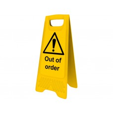 Heavy Duty A-Board - 'Out of Order'