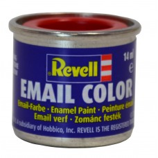Revell Fiery Red Silk Hobby Paints (DGN)