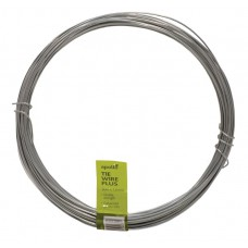 30m x 1.6mm Galvanised Garden Wire