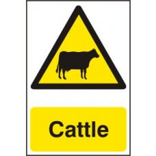 Cattle - PVC (200 x 300mm)