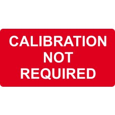 Calibration not required - Labels (50 x 25mm Roll of 250)