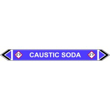 Flow Marker - Caustic Soda (Violet - 5 pack)