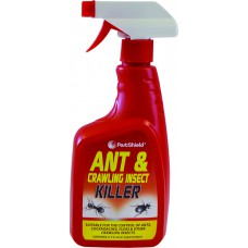 Pestshield - Ant & Crawling Insect Killer - 500ml (DGN)