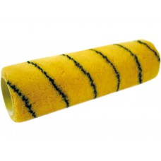 "225 x 44mm (9"" x 1 3/4"") Medium Pile Tiger  Striped Roller Sleeve"
