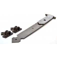 300mm Self Colour Heavy Reversible Hinge 1pr