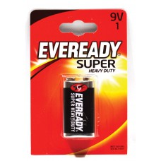 Eveready - Super Zinc Battery - S3839 9V